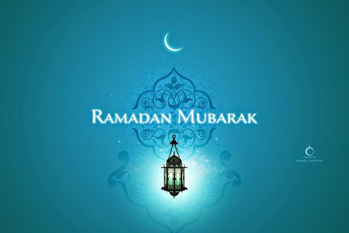 Ramadan Mubarak - Bon Ramadan - Good Ramadan - رمضان سعيد  😉 https://t...