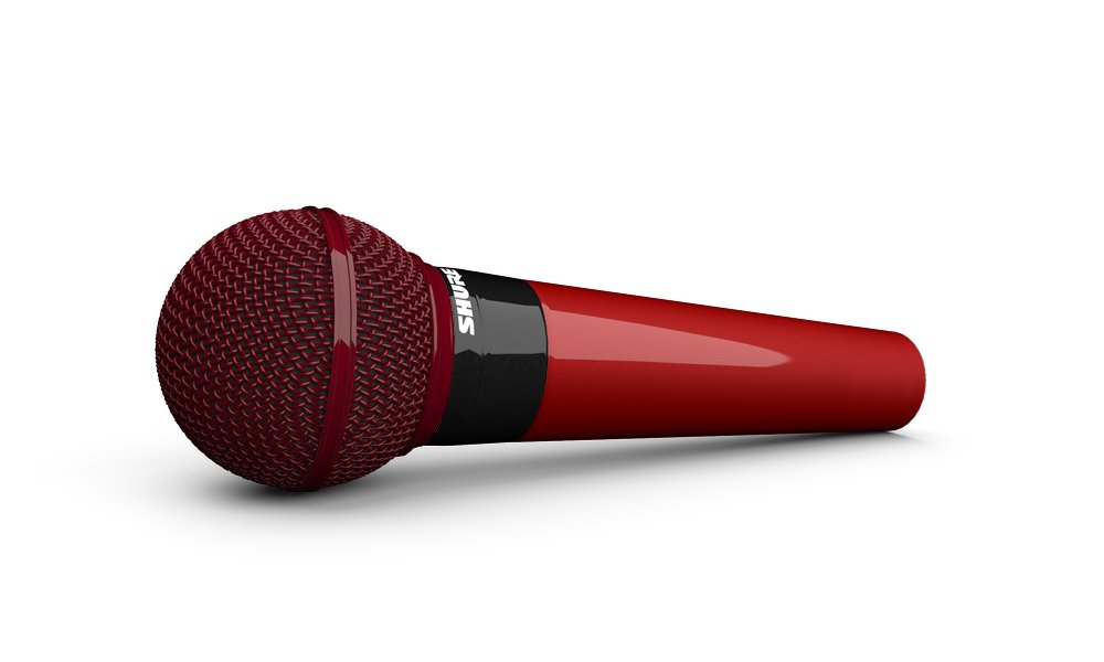 You can customize a @Shure SM58 now at @Colorware https://t.co/5iAaH2LkuP