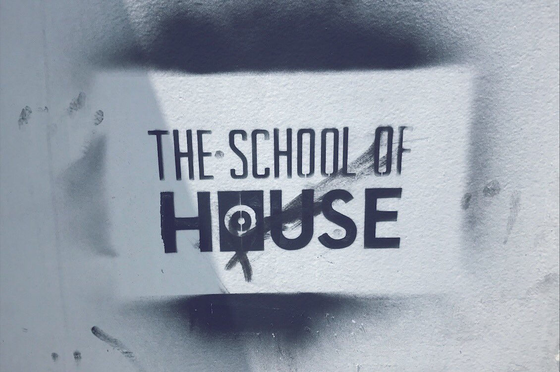 There really only is 1 school. Get educated  #realhousemusic #HouseMusic<br>http://pic.twitter.com/x0qwsseGm6