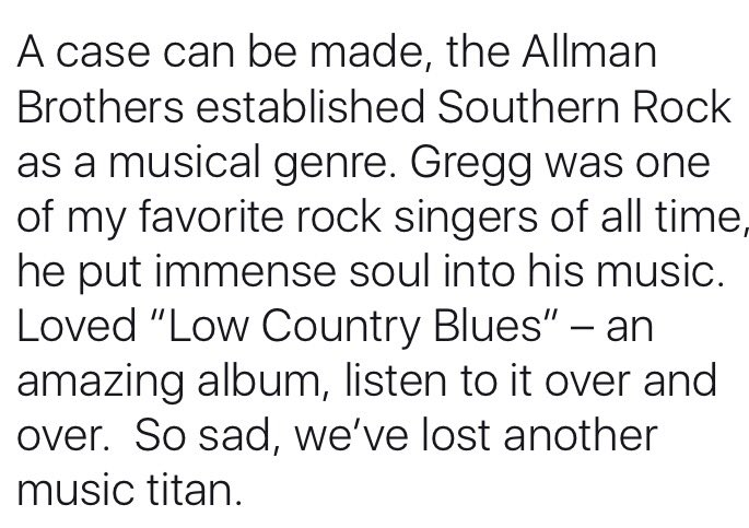 #GreggAllman. https://t.co/SYCMF3Vlds