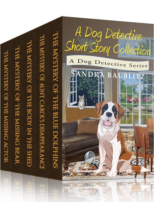 Woof! Ever met a dog detective? 5 for the price of 2 dog-lovers cozy mysteries. #shortstories #print #mystery  http:// amzn.to/2oe3tvT  &nbsp;  <br>http://pic.twitter.com/VckTT1bKW2