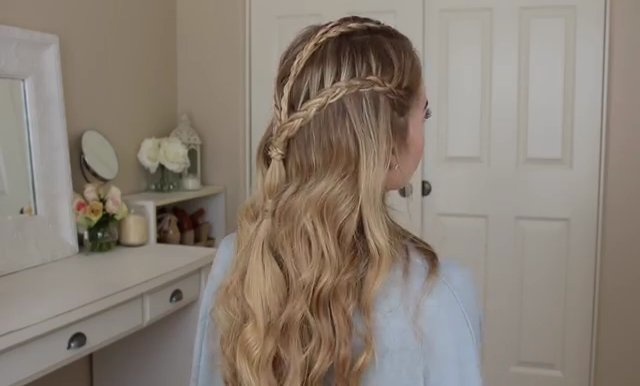 Game of Thrones Hairstyle For Halloween, Game of Thrones Hairstyle