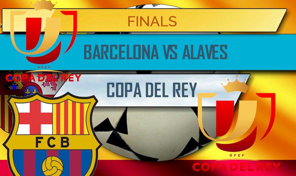 test Twitter Media - 🇪🇸⚽️ #LALATE ⚽️🇪🇸 #BREAKINGNEWS #Barcelona vs #Deportivo #Alaves 3-1 FINAL! #Barcelona Wins  #CopaDelRey https://t.co/SeomOMnhVh https://t.co/GuJ9R1PN1j