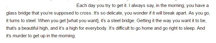 I love everything David Lynch has ever said about creating stuff: https://t.co/dYyBgOF5gn