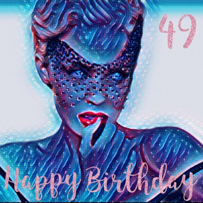 Happy 49th Birthday KylieMinogue!