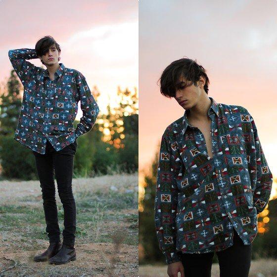 El Skinny Jean y una camisa regular Fit son una clásica combinación que no pasa de moda. https://t.co/0GCPeIaDdX