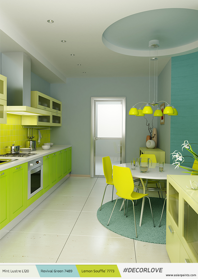 Asian Paints On Twitter Unexpected Neon Colours Framed See