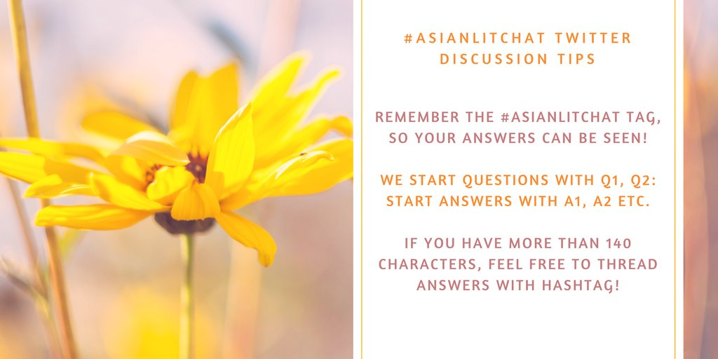 Thumbnail for The Third #AsianLitChat Session - Recap feat. Guest Authors - May 27 2017.