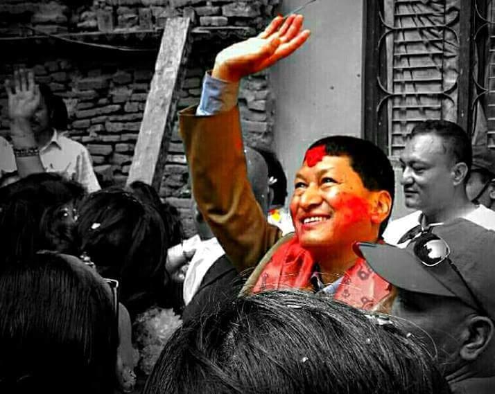 काठमाडौंका मेयरसँग प्रधानमन्त्री असन्तुष्ट