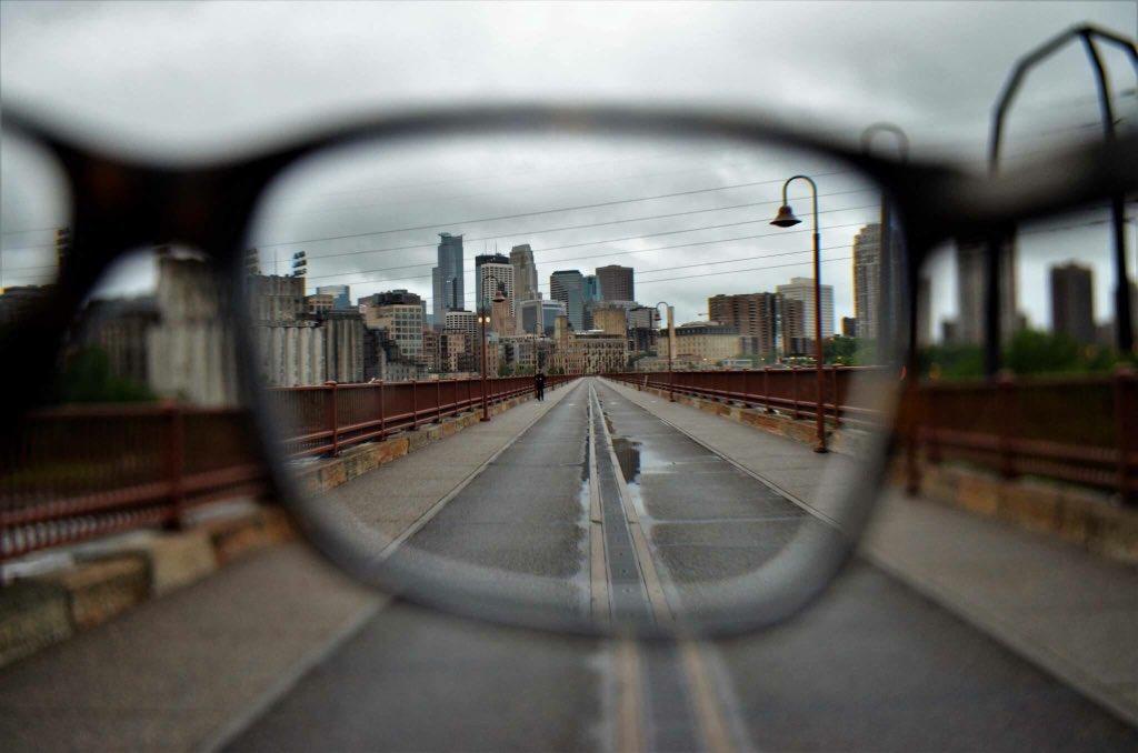 Minneapolis through a different lens.