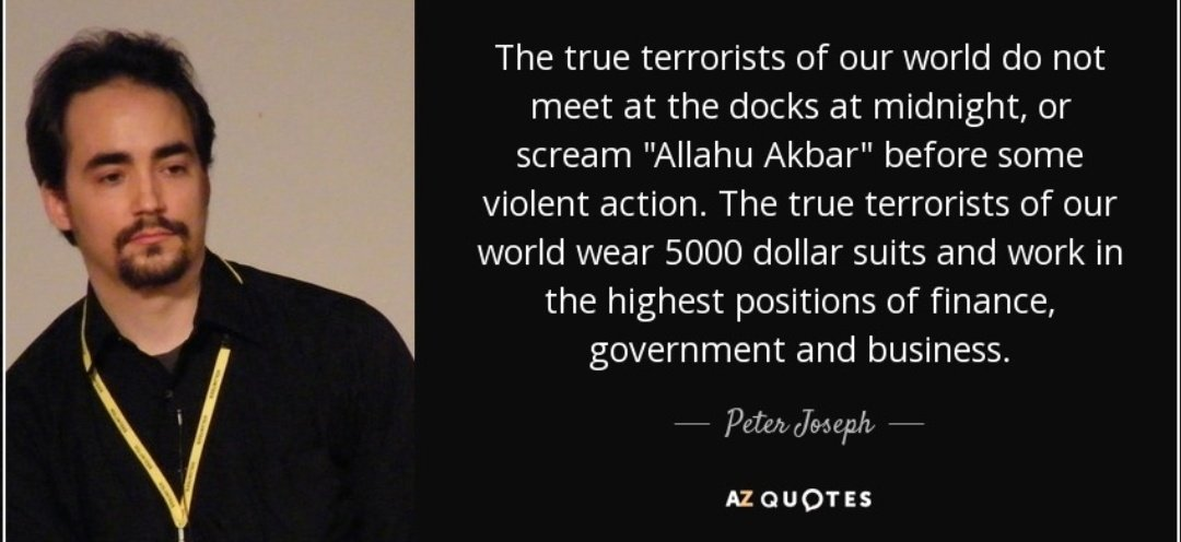 The  is run by #terrorists. #Oligarchies #Elites &amp; #Globalists oh my...<br>http://pic.twitter.com/087G3o6Qf7