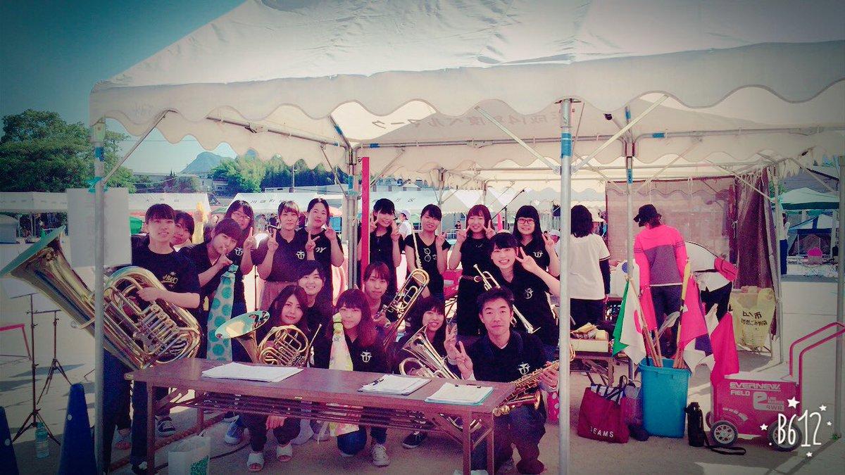 福岡県立大学吹奏楽団 on Twitte...