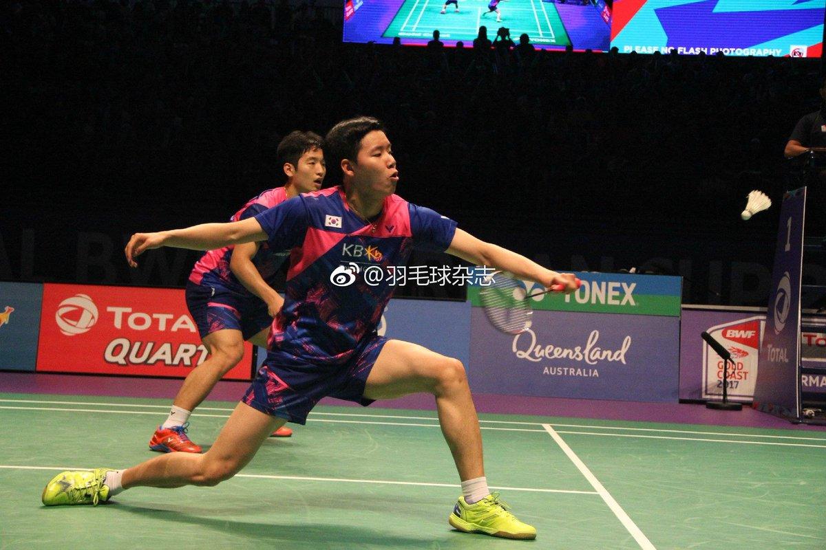 "IG BadmintonNow على تويتر ""Choi Solgyu Seo Seung Jae Cr on pict"