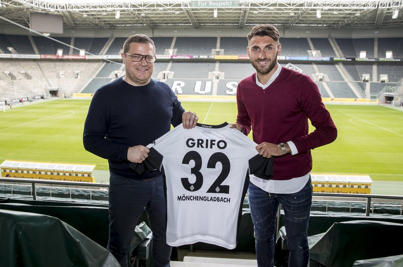 Time to get the lowdown on the latest Foal to join the #Borussia stables, Vincenzo Grifo!     http:// bit.ly/BMGSignGrifo  &nbsp;  <br>http://pic.twitter.com/hrYfKbaRPx
