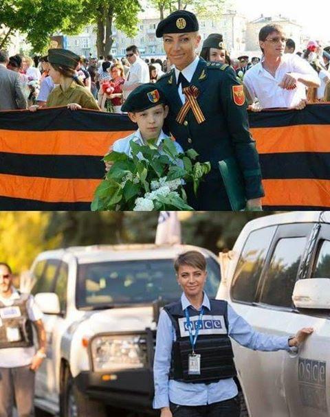 Украина настаивает на проведении миссией ОБСЕ круглосуточного мониторинга на Донбассе, - Ирина Геращенко - Цензор.НЕТ 158
