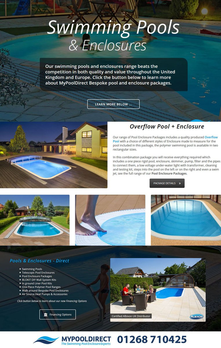 #Swimmingpoolsales #Bespokepoolsessex We Have So Many Offers On The Table  For Swimming Pools And Pool Buildings Call Us On 01268  710425pic.twitter.com/ ...