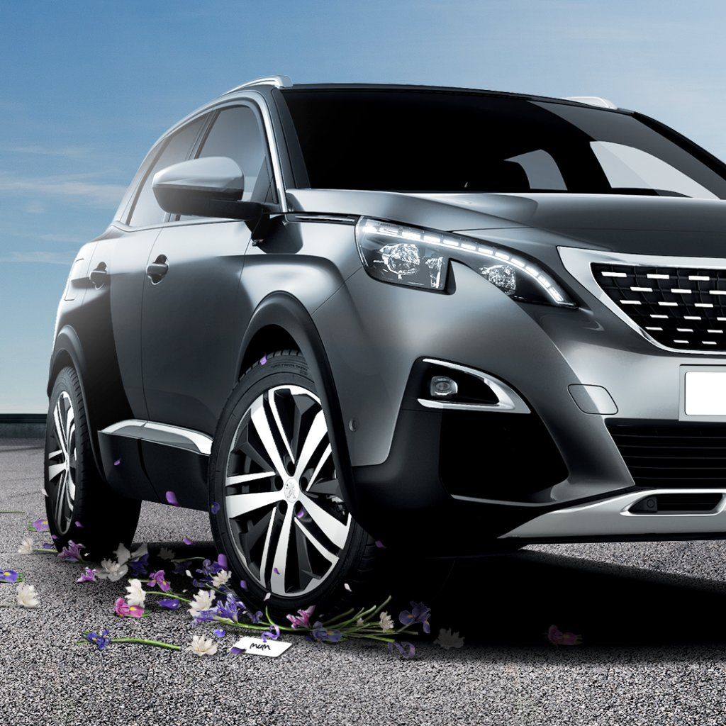 No, she doesn't want flowers again. #HappyMothersDay #SUVPeugeot3008<br>http://pic.twitter.com/xQw4yCDGMn