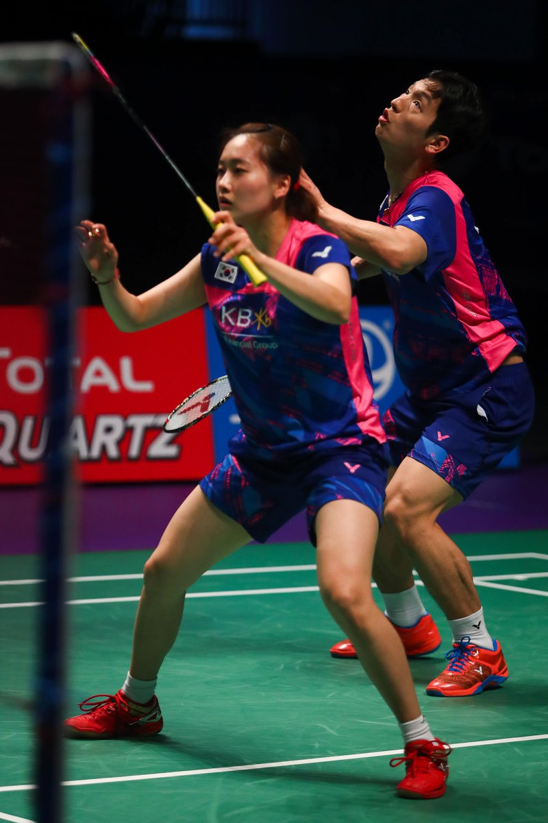 "ST Sports Desk on Twitter ""Badminton bwfmedia Mixed doubles"