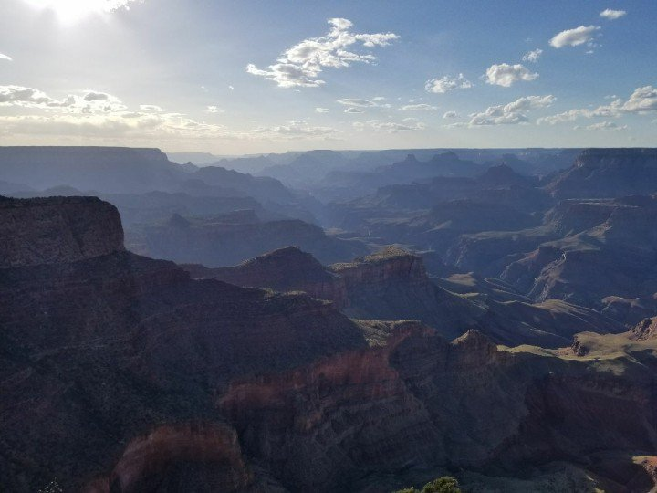 and more sunset canyon!  home tomorrow, very tired