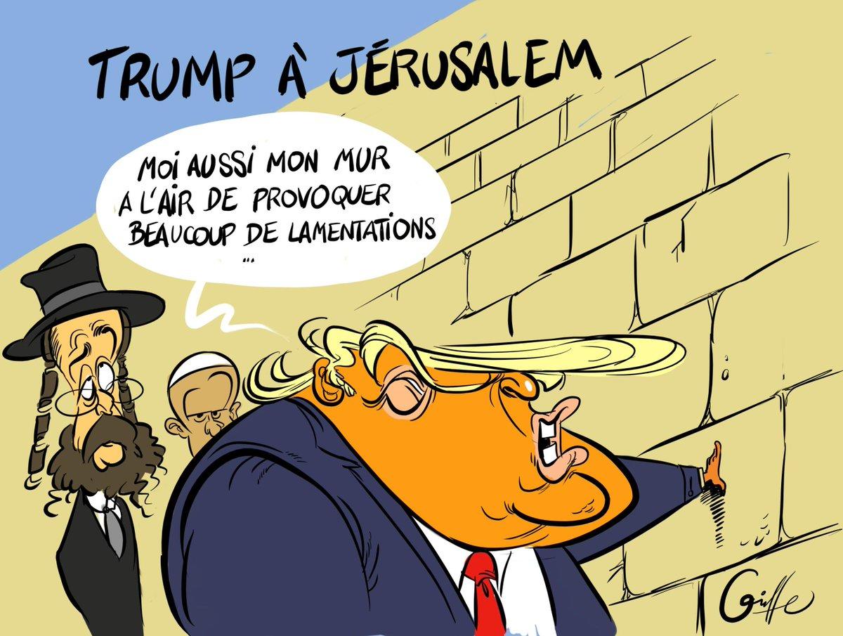 Lesco Griffe On Twitter Kippa The Good Work Trump Jerusalem