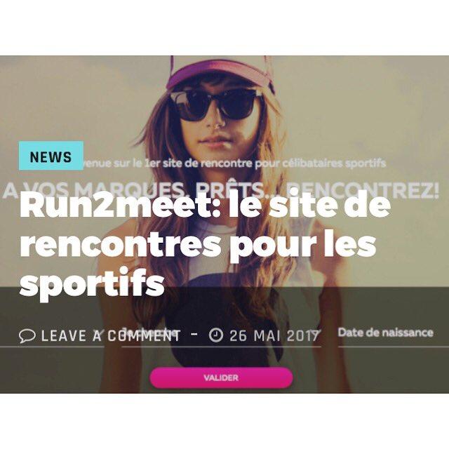Pourquoi « Run 2meet » n'est pas un site comme les autres ?