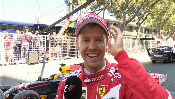 فيتل يفوز بسباق موناكو