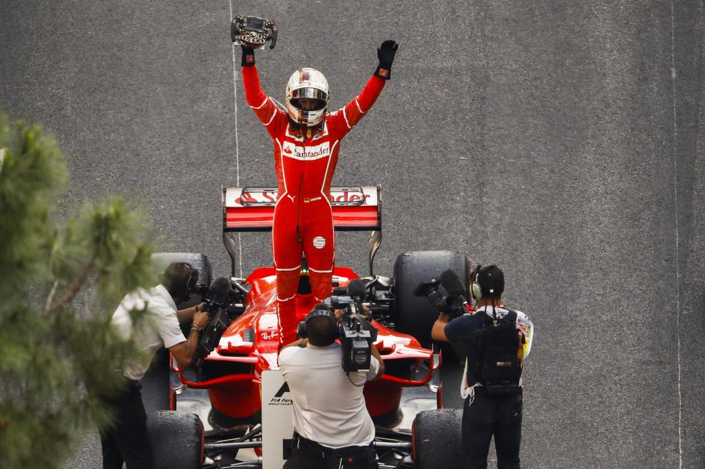 F1 GP Monaco 2017: doppietta Ferrari con Vettel e Raikkonen