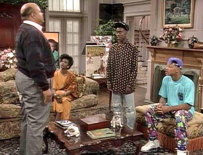 best loved 59f3f cf9c2 Will Smith showed why he was called the  Fresh Prince  with them on,    Philly friend, Ice Tray.pic.twitter.com ztKndBlYxD
