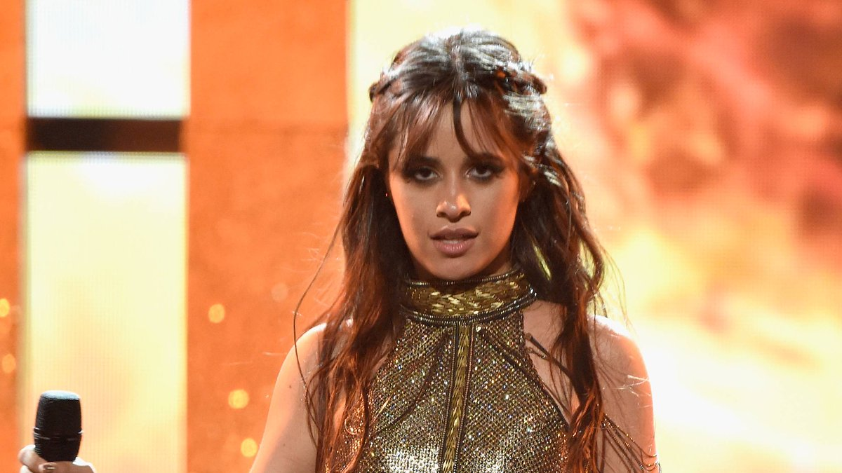 Still not over @Camila_Cabello's epic performance of #CryingInTheClub...