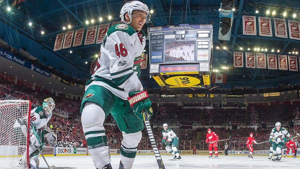 📰 With a new baby in the house, Jared Spurgeon reflects on #mnwild's season and his hopes for 2017-18 → ow.ly/dIdF30c6DWx