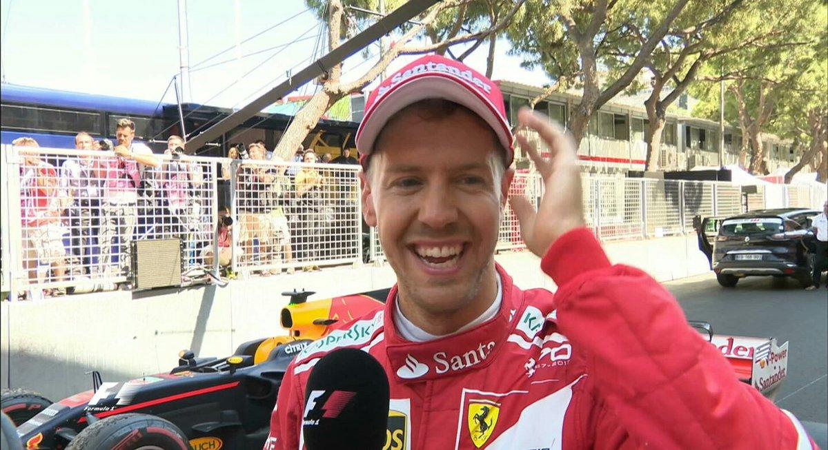 Formula 1: Giornata memorabile della Ferrari a Monaco