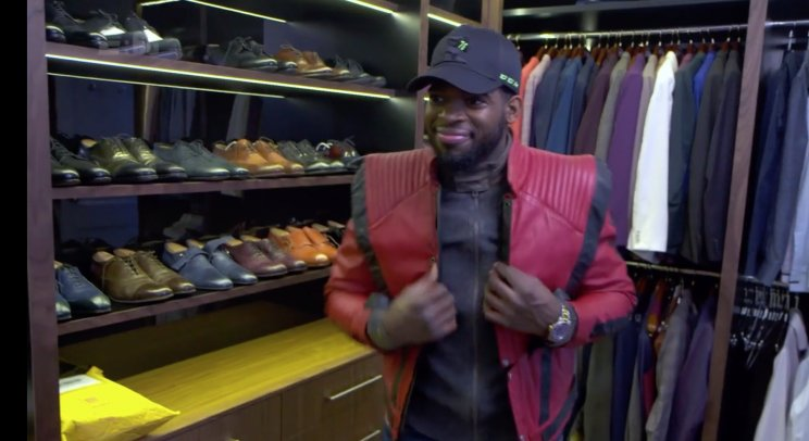 ESPN profiles P.K. Subban who talks his trade from Montreal and race i...