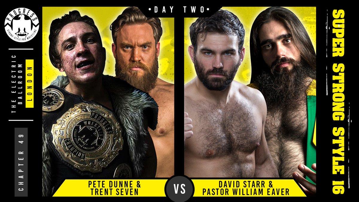 Resultados de Progress Wrestling Super Strong Style 16: Día 1 — Flamita sorprende al público británico 4