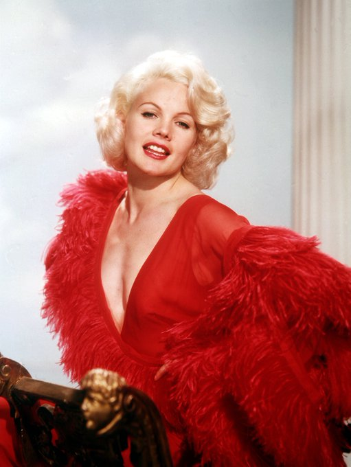 Happy 86th Birthday to an Oscar nominee, Carroll Baker! Here\s to many happy and healthy years to come!