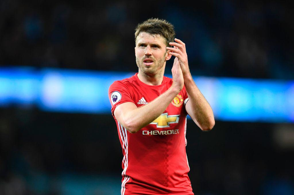 'I am delighted.'   Michael Carrick has signed a new one-year deal wit...
