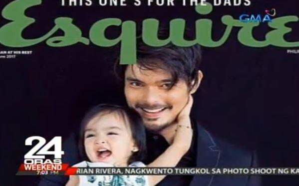Marian Rivera Dingdong Dantes Baby Zia : mommy Marian ...