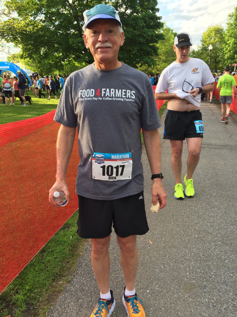 Go, @fairtradejava! Good luck in the #vermontcitymarathon! https://t.co/QQ1Wc5nCxq