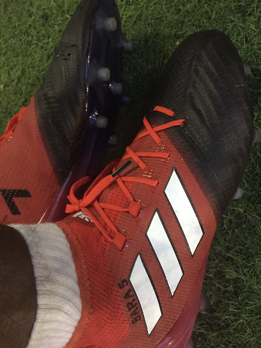 My #AdidasAce finally just made its debut. @adidasfootball #NeverFollow <br>http://pic.twitter.com/EmYwH1A4kR