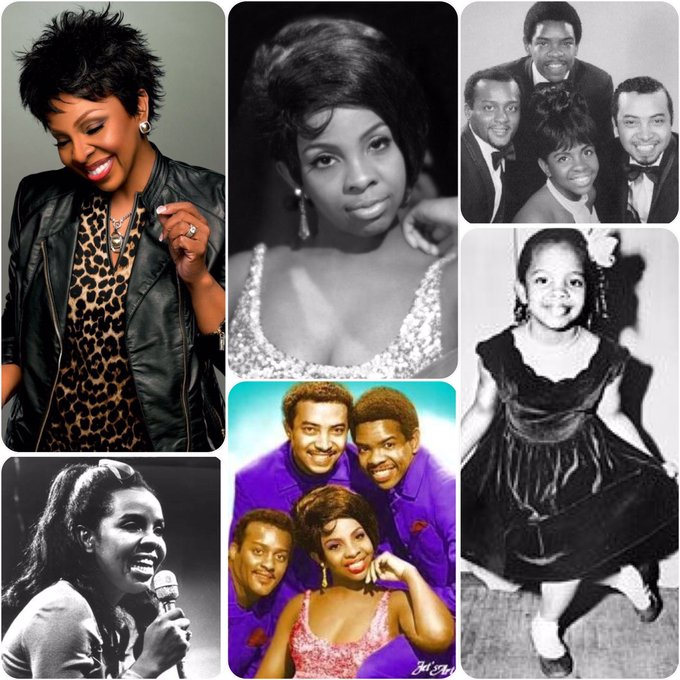May 28th Happy 73rd Birthday  1944- Singer, Gladys Knight is born in Atlanta, Georgia