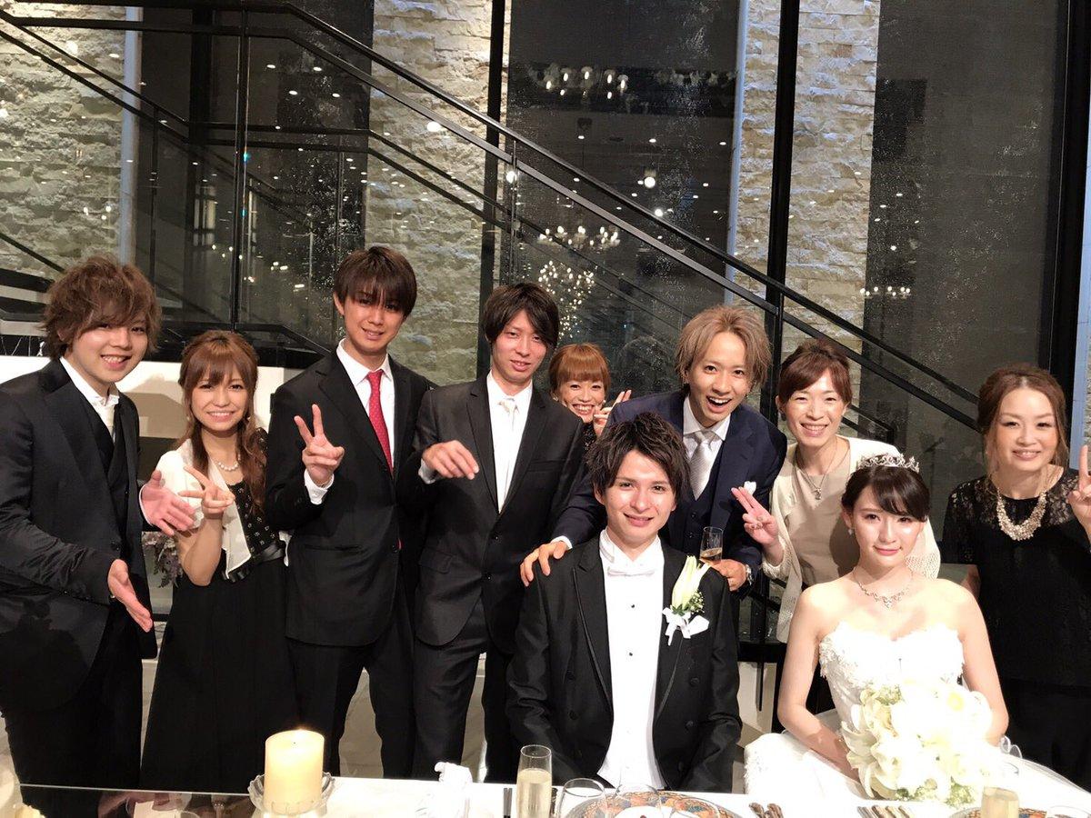 三科家結婚式