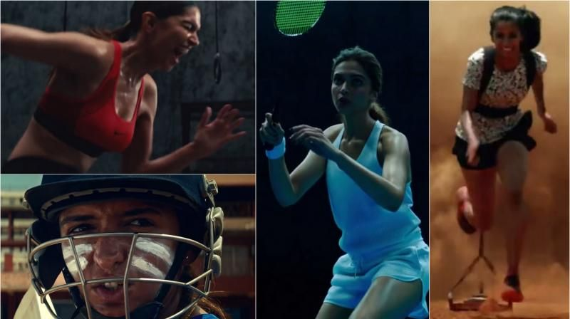 Incredible campaign by @Nike_Ads_India &amp; @WiedenKennedy shows women can &amp; should #justdoit -  http:// buff.ly/2s3w3lO  &nbsp;   - @Nike #womenshealth <br>http://pic.twitter.com/VdtfixZMWR