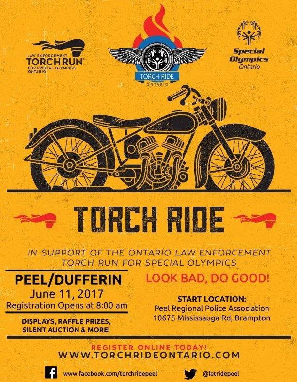 A Ride of a #Lifetime. Get your bike tuned up and join #PRP on June 11...