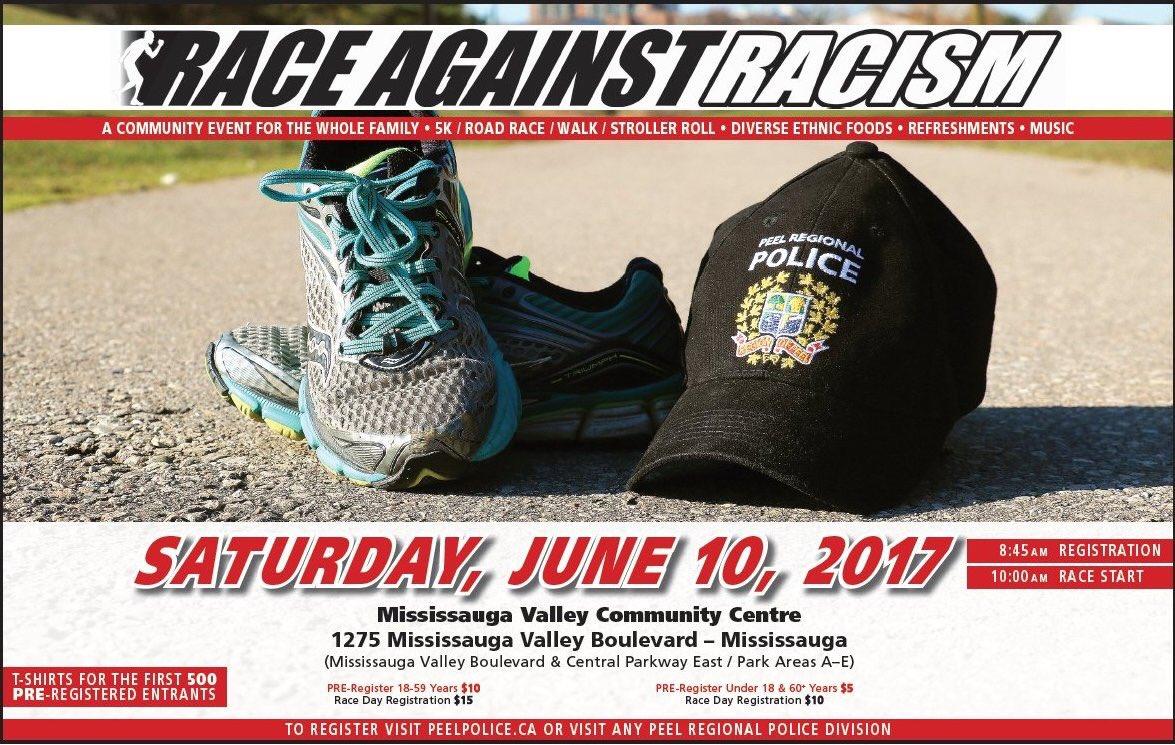 The #Ultimate Race. Mark your calendar #RaceAgainstRacism Sat.June10,...