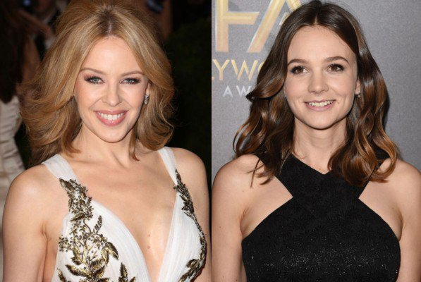 May 28: Happy Birthday Kylie Minogue and Carey Mulligan