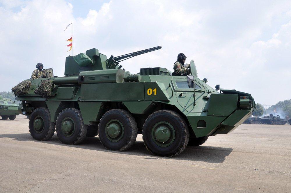 اندونيسيا تلغي صفقه لشراء مدرعات BTR-4 من اوكرانيا  DA6nmTlXYAAAiiN