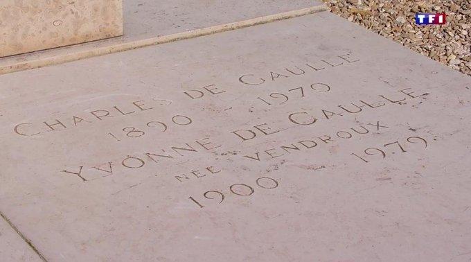 #LE13H d'@ACCoudray -  L'enquête se poursuit après la dégradation de la tombe du #GeneraldeGaulle 👉 https://t.co/1dmDauF16g