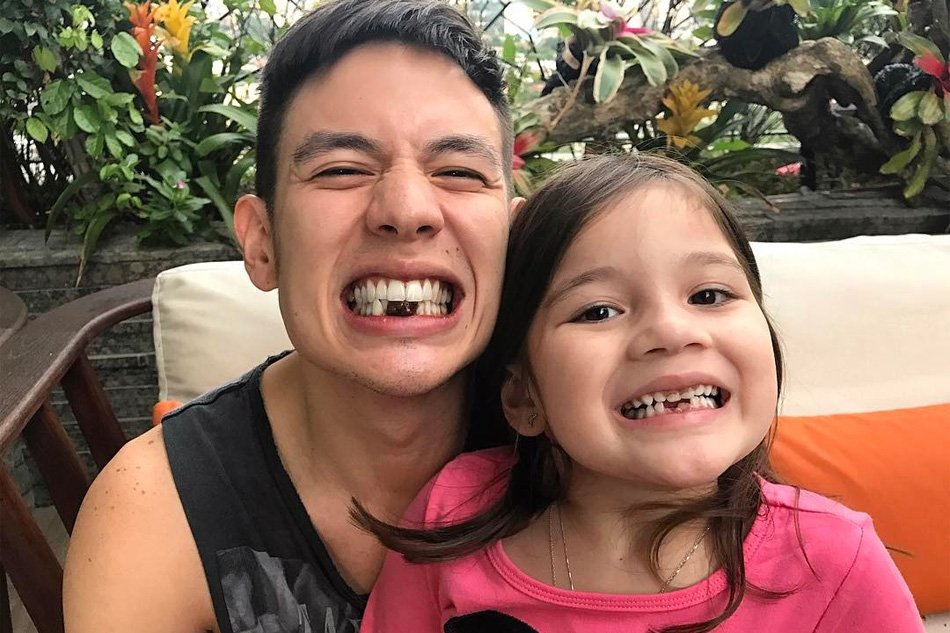 Why Jake Ejercito filed joint custody case over daughter ...  Jake Ejercito And Georgina Wilson