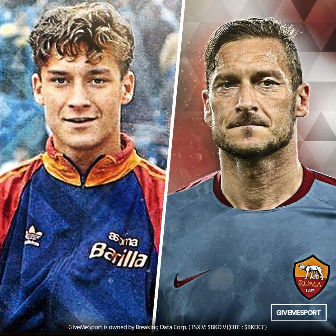 The king of Rome Retires !!! #Totti <br>http://pic.twitter.com/YrMGWvqKbY