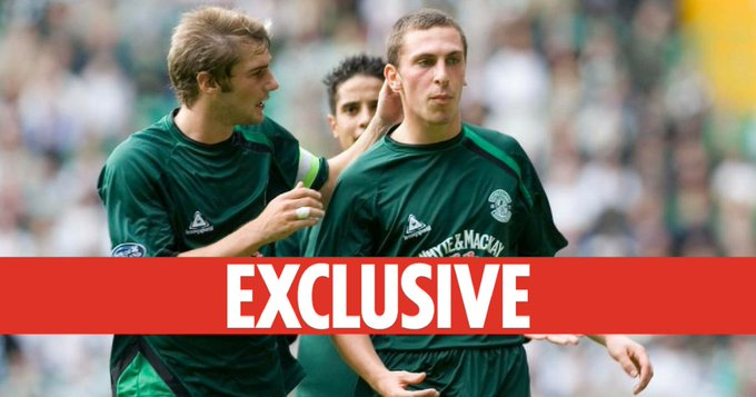 Scott Brown and I can fulfil our shared football academy ambition, says ex Hibs and Rangers star @KThomsonAcademy https://t.co/HmpllB9Kbb