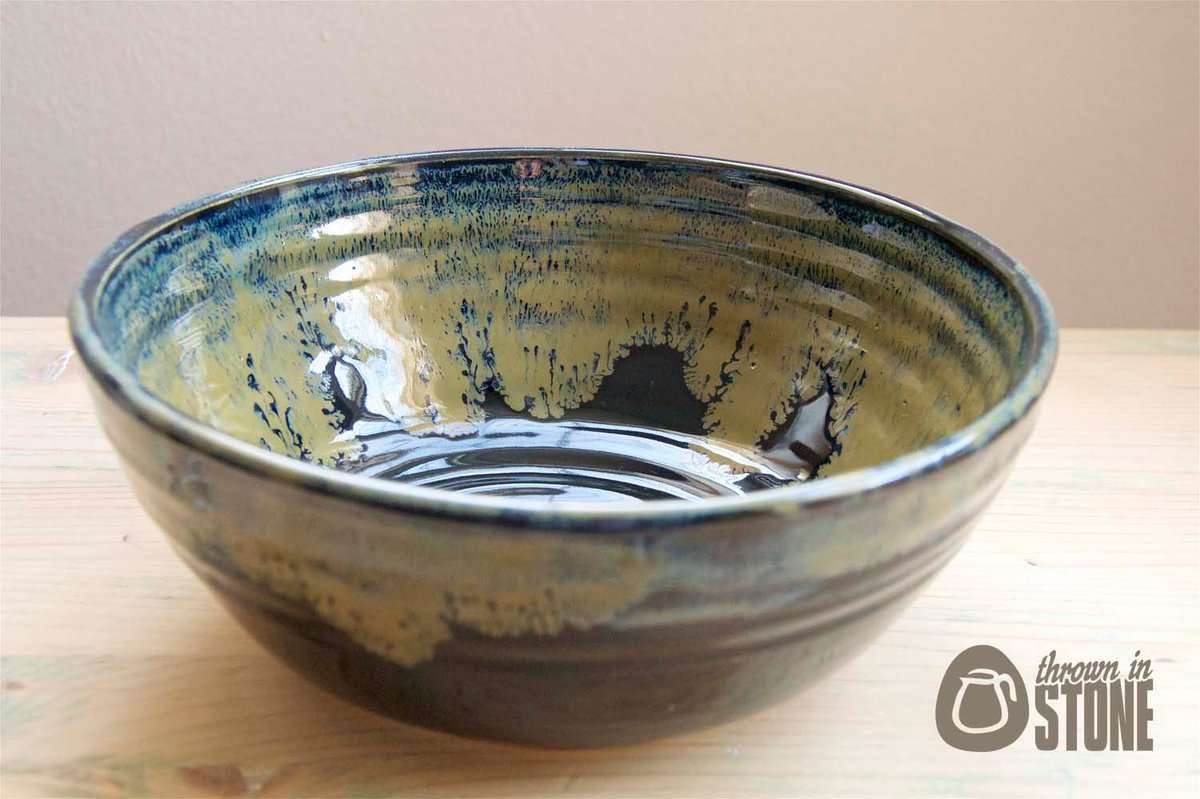 My #handmade pottery is available on #Etsy:   http:// throwninstone.etsy.com  &nbsp;    #CraftHour<br>http://pic.twitter.com/fE2aJFp4cl